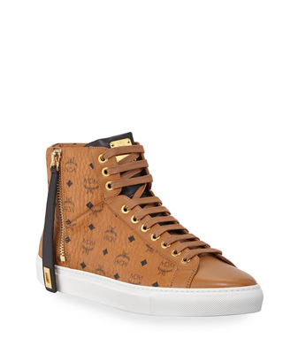 Visetos High-Top Sneaker