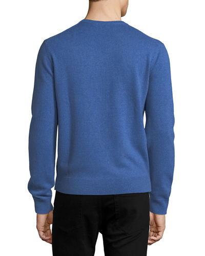 Cloud Cashmere V-Neck Sweater