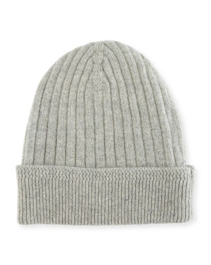 5365a98f8c7 TOM FORD Ribbed Cashmere Beanie Hat