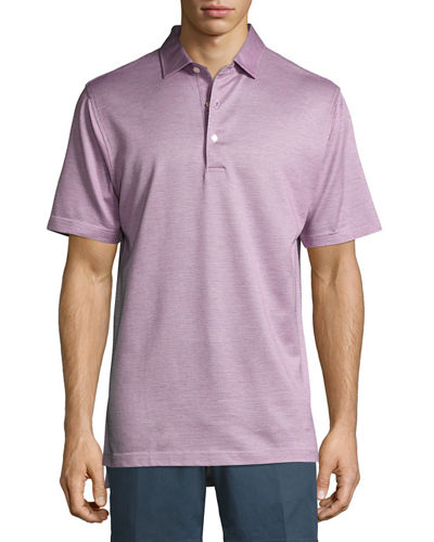 Peter Millar Crown Soft Touch Twill Shorts and
