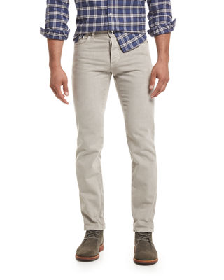 Brunello Cucinelli Basic Fit Jeans