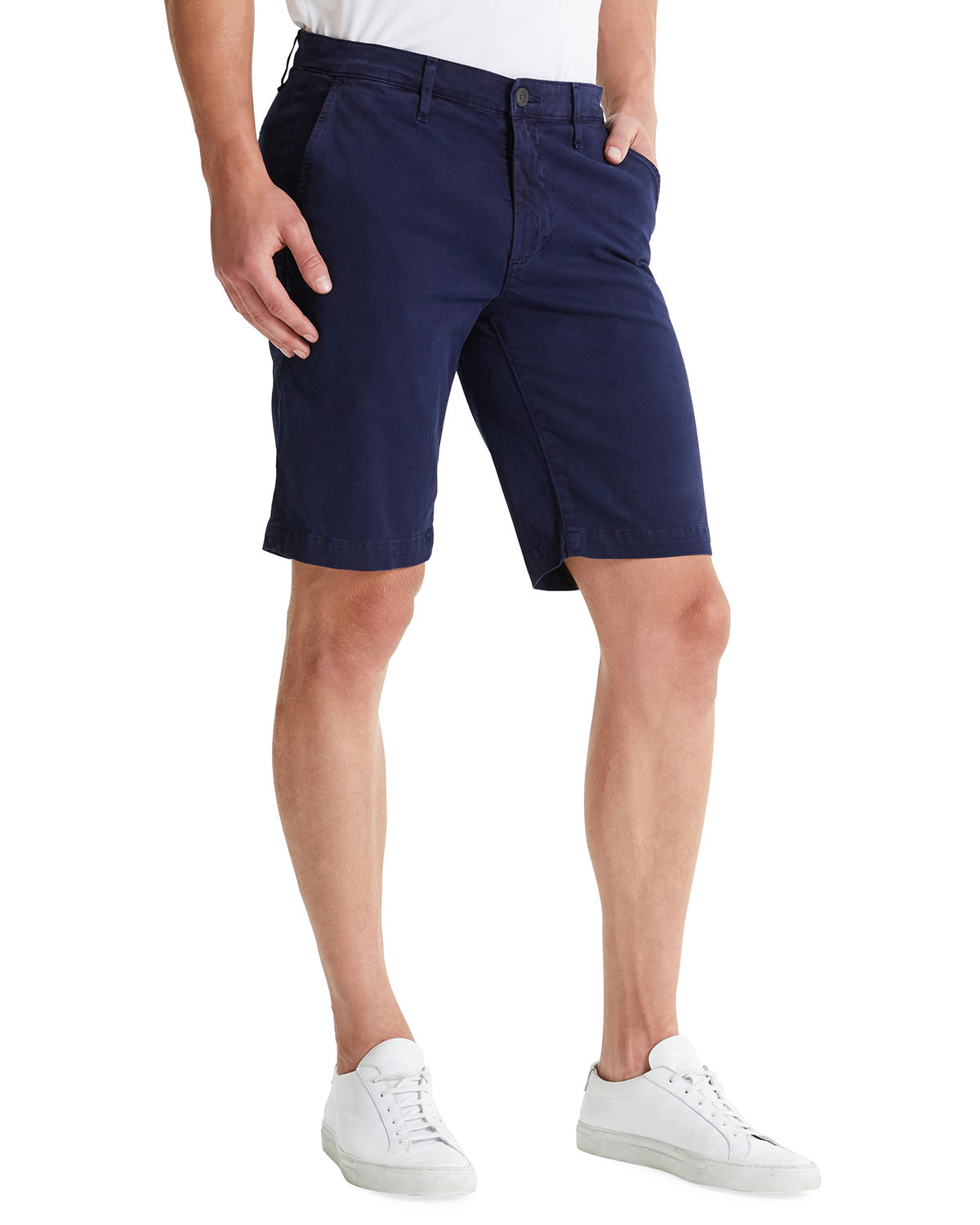 Ag Shorts GRIFFIN FLAT-FRONT SHORTS