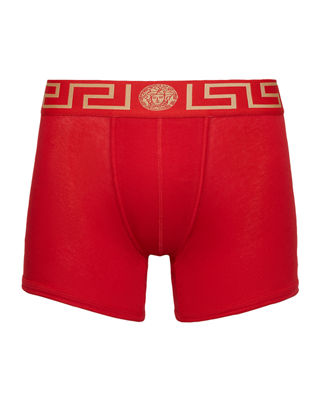 Image 1 of 2: Barocco Low-Rise Boxer Briefs
