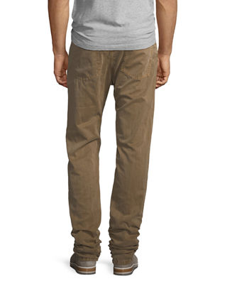 Image 2 of 3: 5-Pocket Corduroy Pants