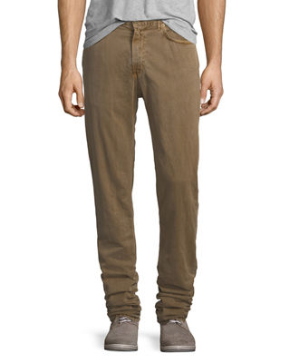 Image 1 of 3: 5-Pocket Corduroy Pants