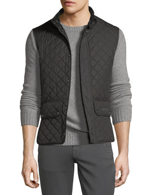Quilted Polyester Vest