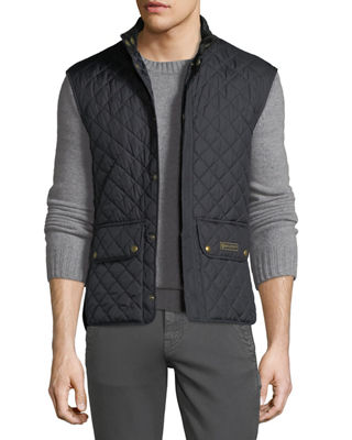 Image 1 of 3: Quilted Polyester Vest