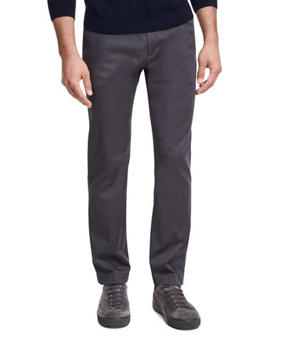 Twill Clean Chino Pants