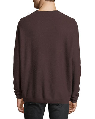 Image 2 of 3: Boiled Cashmere Crewneck Sweater