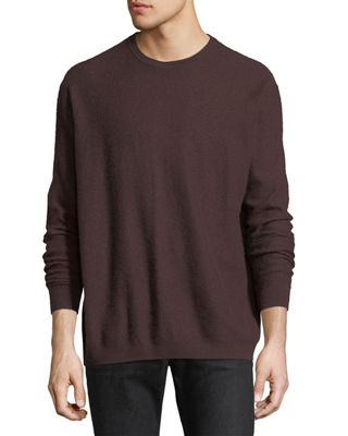 Image 1 of 3: Boiled Cashmere Crewneck Sweater