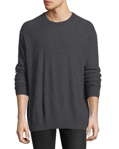 Vince Boiled Cashmere Crewneck Sweater and Matching Items