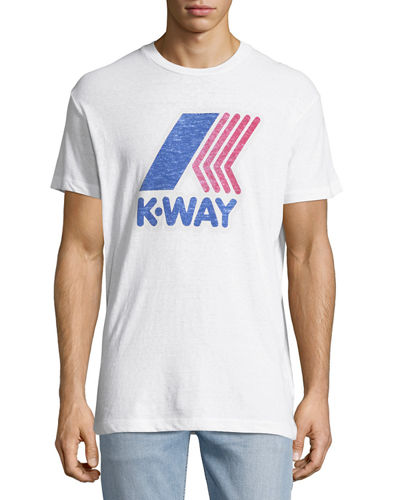 Dsquared2 x K-Way® Crewneck T-Shirt