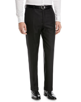 Super 130s Wool Twill Dress Pants