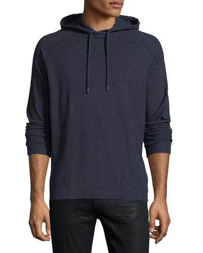 The Good Man Brand Lightweight Slub Cotton Pullover