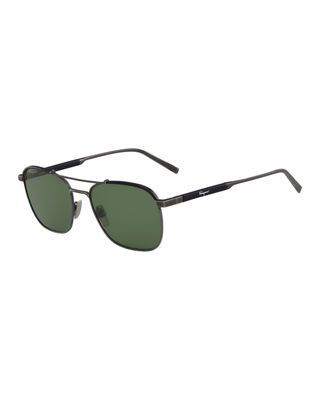 Men's Signature Navigator Sunglasses