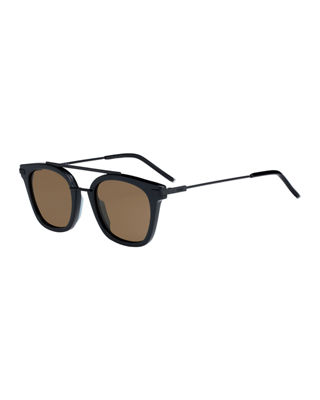 Fendi Urban Men's Square Sunglasses