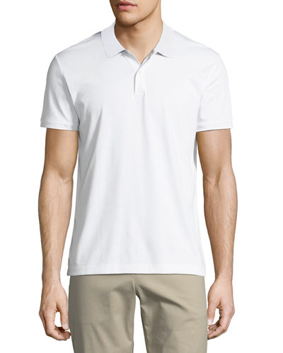 Theory  CURRENT PIQUE POLO SHIRT