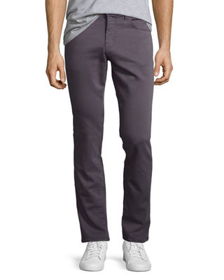 Kane Slim-Fit Luxe Terry Jeans