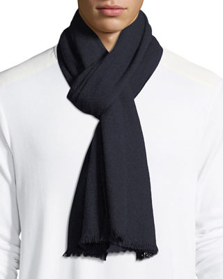 19andreas47 Solid Cashmere Scarf