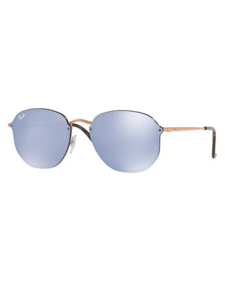 Ray-Ban Blaze Hexagonal Sunglasses