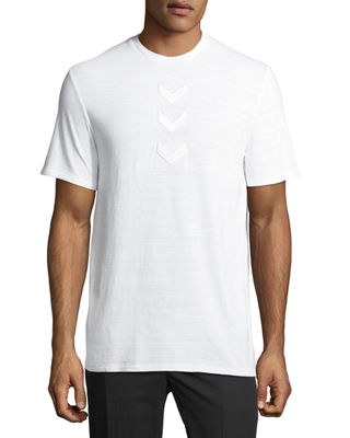 Neil Barrett Military Arrow Cotton T-Shirt