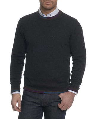 Cooperstown Wool Crewneck Sweater