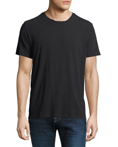 Majestic Short-Sleeve Crewneck T-Shirt