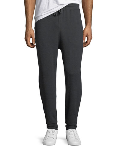 Majestic Stretch Jersey Jogger Pants