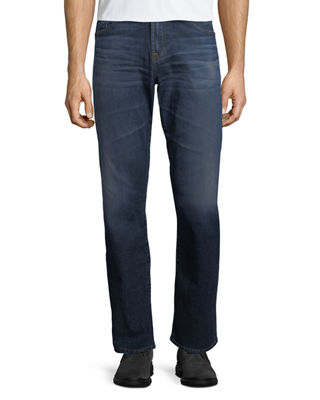 AG Adriano Goldschmied Ives Athletic-Fit Jeans in 9