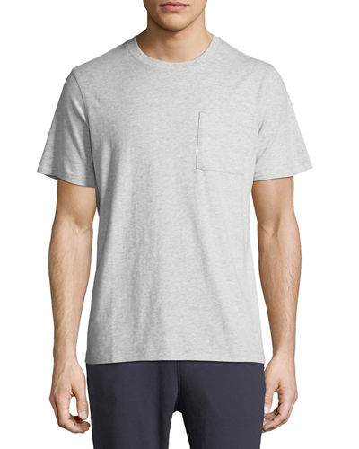 Benjamin Short-Sleeve Pocket T-Shirt