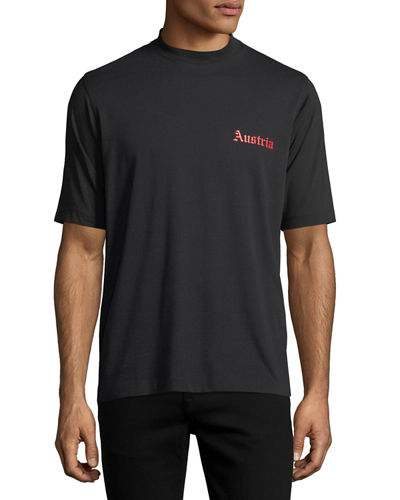 Austria Graphic Tall T-Shirt