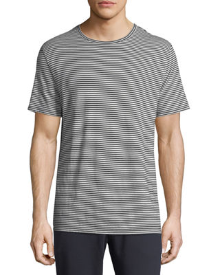 Image 1 of 3: Feeder Stripe Short-Sleeve T-Shirt