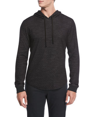 Vince Contrast Pullover Hoodie and Matching Items &