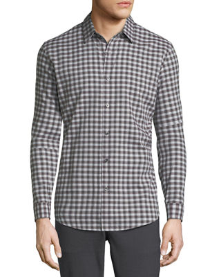 Image 1 of 2: Clean Flannel Sport Shirt