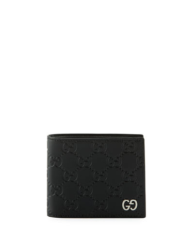 f046c1fc8004 Quick Look. Gucci · Gucci Signature Leather Wallet