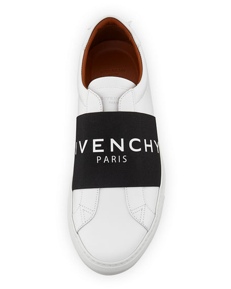 Image 2 of 4: Givenchy Men's Urban Street Elastic Slip-On Sneakers