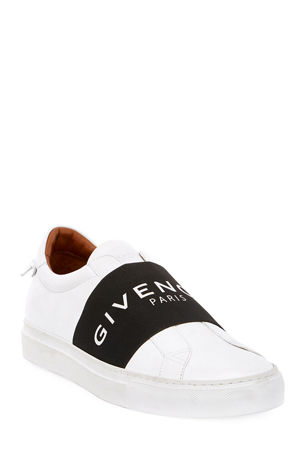 Givenchy Men's Urban Street Elastic Slip-On Sneakers