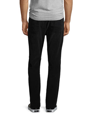 Image 2 of 3: Men's Adrien Stretch-Corduroy Pants