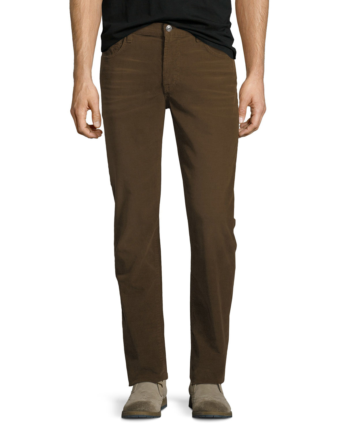 Men's Adrien Stretch-Corduroy Pants