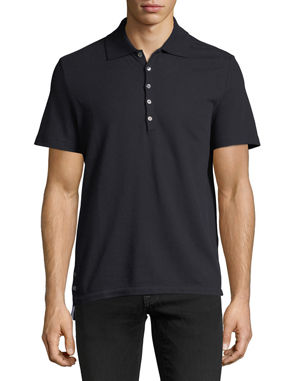92589e8faf8 Men s Designer Polos   T-Shirts at Neiman Marcus