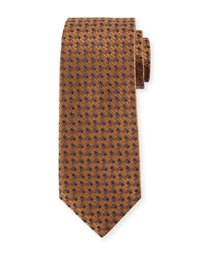 Bricks Silk Tie