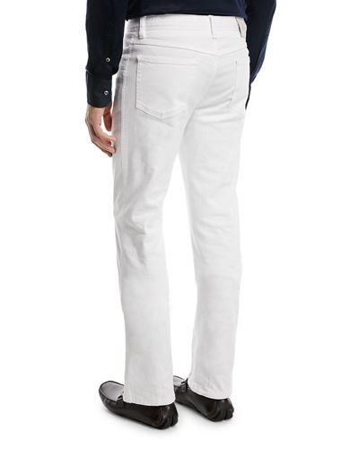 Brioni Straight-Leg Denim Jeans