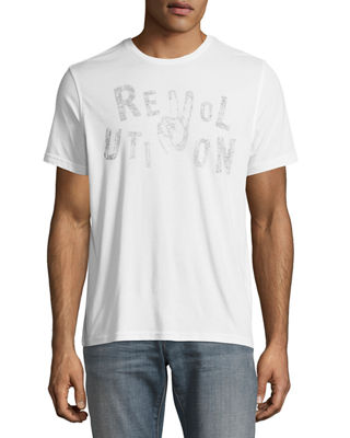 John Varvatos Star USA Revolution Graphic T-Shirt