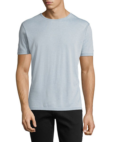John Varvatos Star USA Burnout Jersey T-Shirt