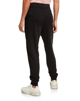 Image 2 of 3: Men's Classic Vintage Athletic-Inspired Sweatpants