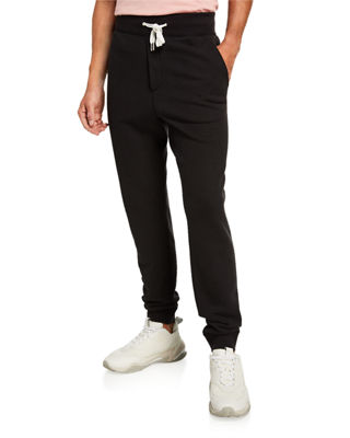 Image 1 of 3: Men's Classic Vintage Athletic-Inspired Sweatpants