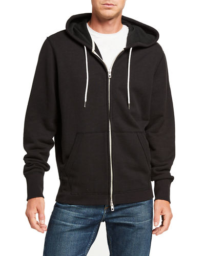 Men's Standard Issue Zip-Front Hoodie