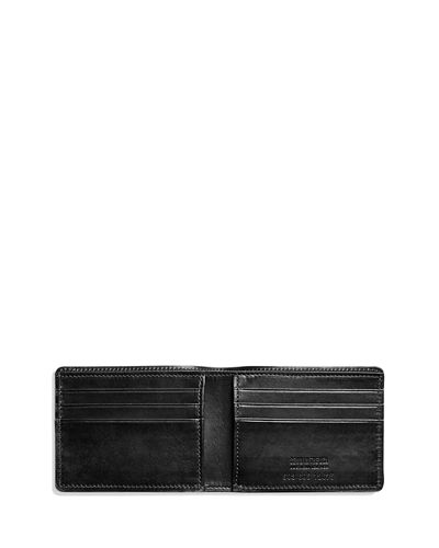 Men's Slim Latigo Bifold Leather 2.0 Wallet