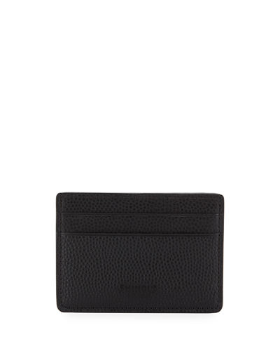 Men's Latigo Leather ID Card Case