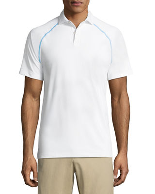 Amsterdam Technical Polo Shirt